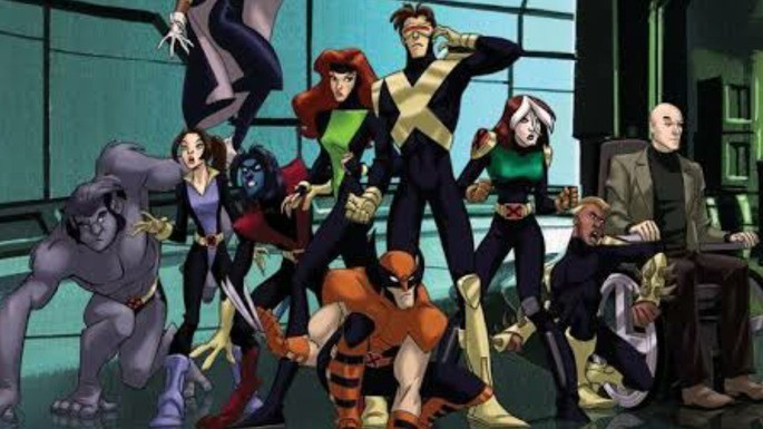 11 - X-Men Evolution