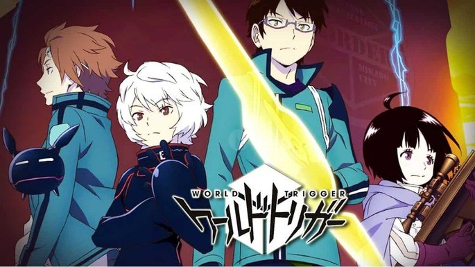 12 Anime estrenos invierno - World Trigger 2nd Season