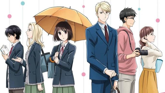 12 - Anime temporada primavera - Koi to Yobu ni wa Kimochi Warui