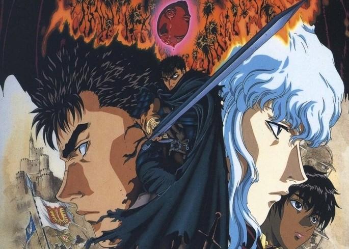 12 - Animes interesantes - Berserk