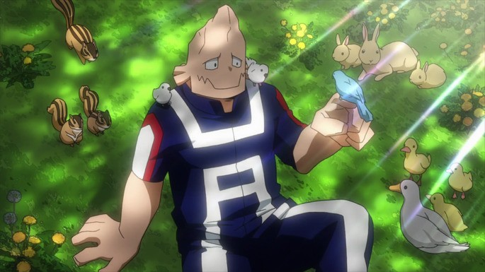 12 Koji Koda Boku No hero Academia Personajes