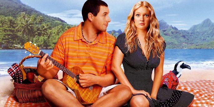 12 - Netflix Películas Románticas - 50 First Dates