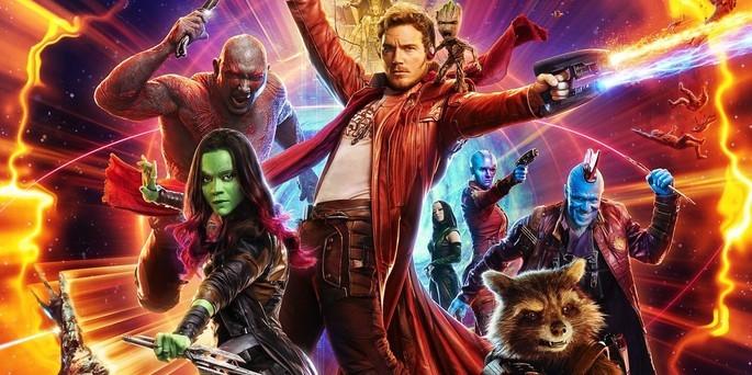 12 - Orden cronológico películas de Marvel - Guardianes de la Galaxia Vol. 2