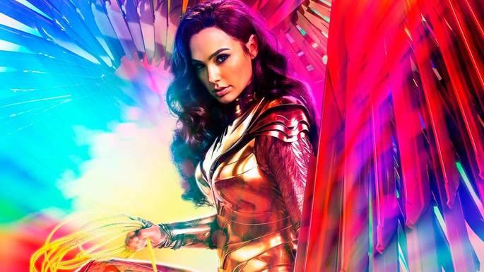 12 - Películas de Acción - Wonder Woman 1984