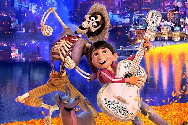 12 - Películas de Pixar - Coco