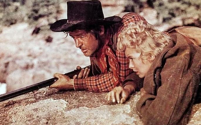 12 - Películas del oeste -  The Naked Spur