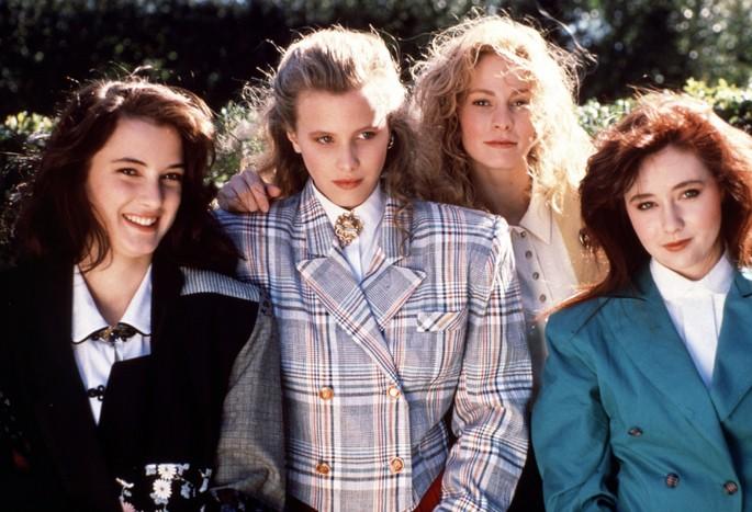 12 - Películas para adolescentes - Heathers