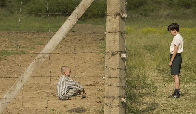 12 Películas para llorar El niño con el pijama de rayas