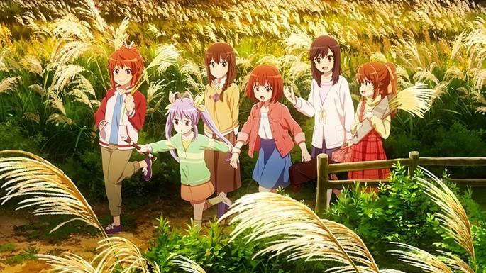 13 Anime estrenos invierno - Non Non Biyori Nonstop