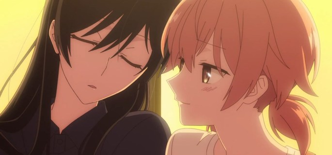 13 Bloom Into You Shoujo Ai