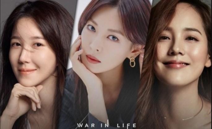 13 Dramas coreanos octubre - Penthouse War in Life
