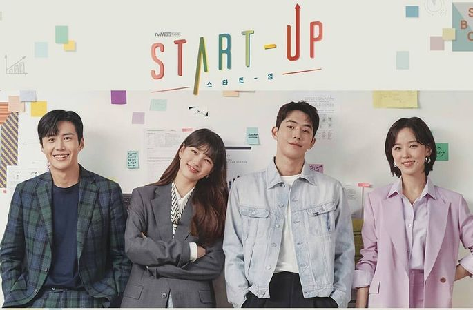 13 - Dramas Netflix - Start-Up
