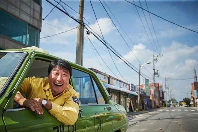 13 - Las mejores películas coreanas - A Taxi Driver