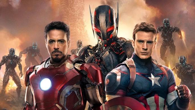 13 - Orden cronológico películas de Marvel - Los Vengadores Era de Ultrón