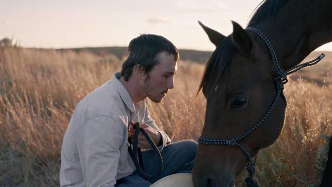 13 - Películas del oeste -  The Rider