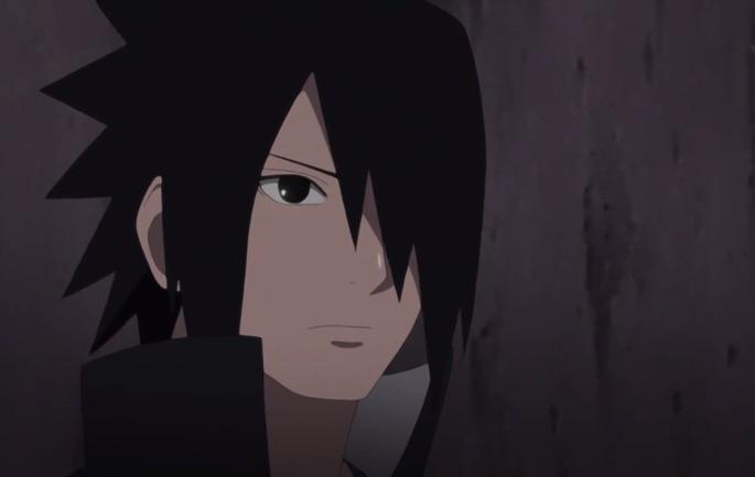 Sasuke no existía