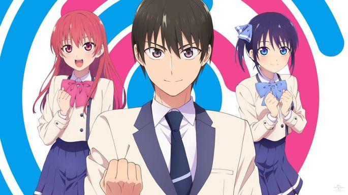 14 - Anime estrenos verano - Kanojo mo Kanojo