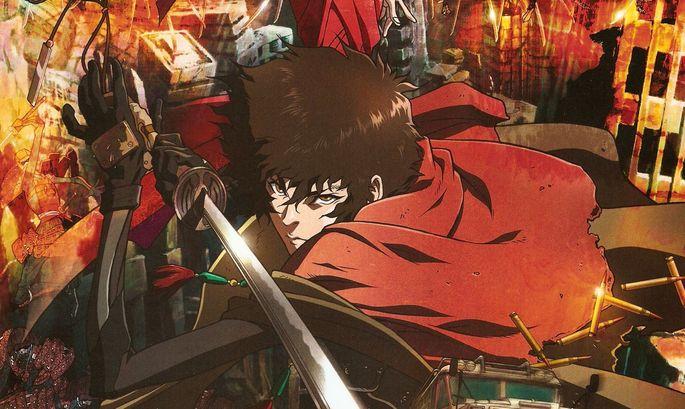 14 Anime vampiros - Kurozuka