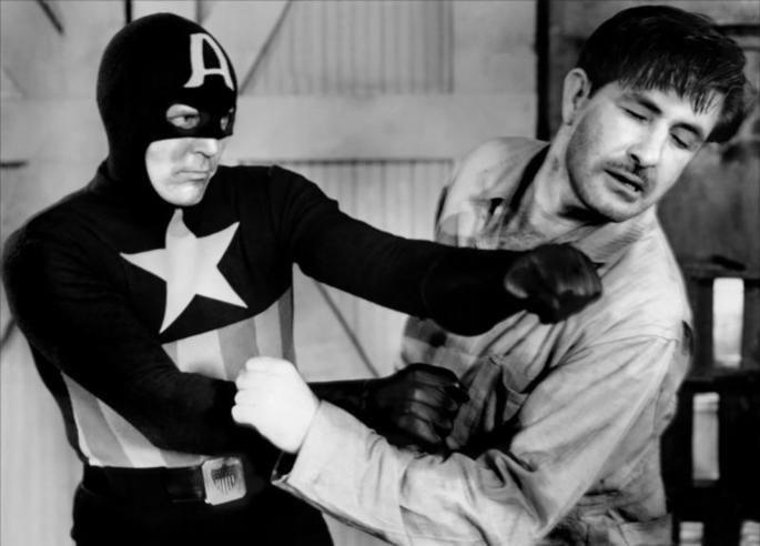14 - Captain America 1944