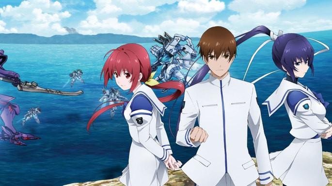 14 - Estrenos anime otoño - Muv-Luv Alternative