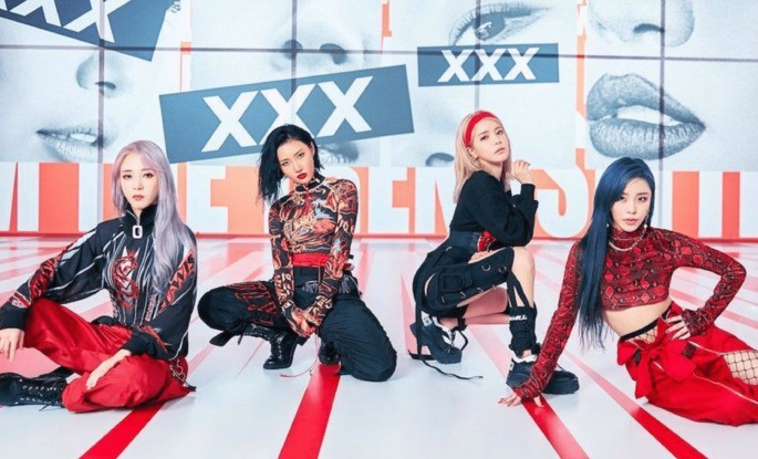 14 - Grupos Kpop - Mamamoo