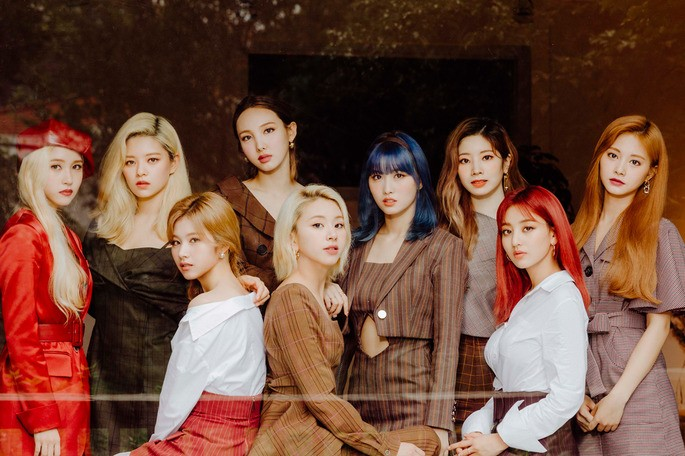 14 - Grupos Kpop - TWICE