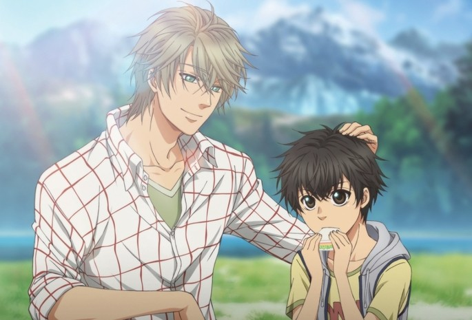 14 - Los mejores anime yaoi - Super Lovers