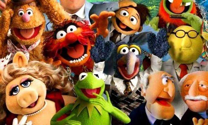 14 Mejores Peliculas Disney - Los Muppets