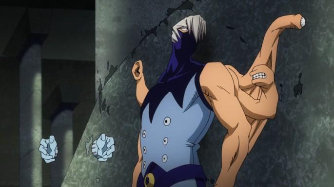 14 Mezo Shoji Boku No hero Academia Personajes