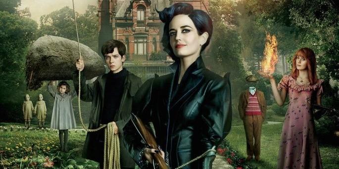 14 - Miss Peregrine y los niños peculiares