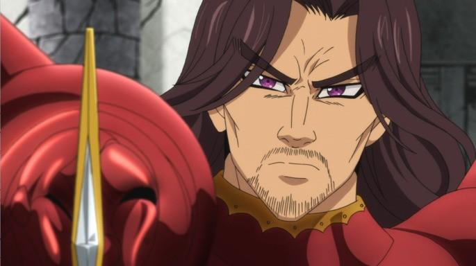 14 Nanatsu No Taizai Personajes - Dreyfus