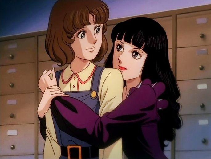 14 Oniisama e Anime Shoujo Ai