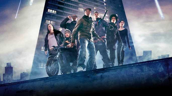 14 - Peliculas de extraterrestres - Attack the Block