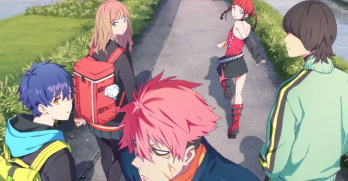 15 - Anime temporada primavera - SSSS Dynazenon