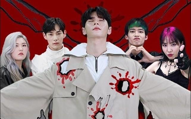15 Dramas coreanos octubre - Discipline Z Vampire