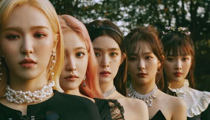 15 - Grupos Kpop -Red Velvet