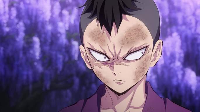 15 - Kimetsu No Yaiba - Personajes - Genya Shinazugawa