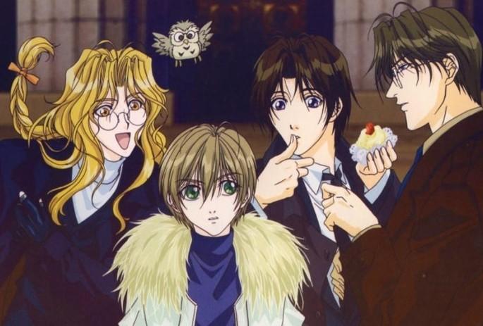 15 - Los mejores anime yaoi - Yami No Matsuei