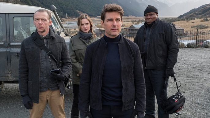 15 Mission Impossible Fallout Netflix Películas Julio