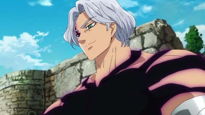 15 Nanatsu No Taizai Personajes - Hendrickson