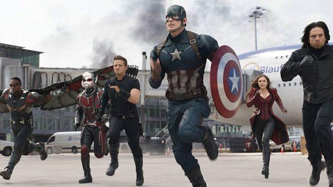 15 - Orden cronológico películas de Marvel - Capitán América Civil War