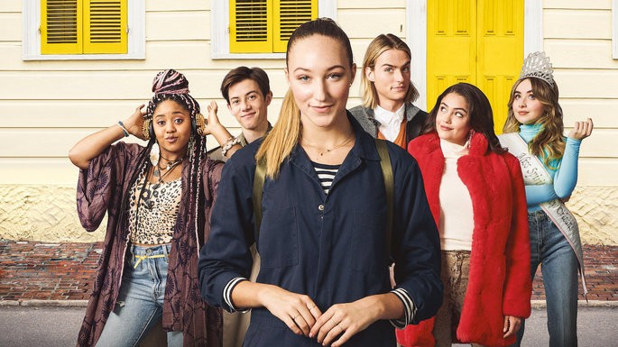 15 - Películas de amor juvenil en Netflix - Tall Girl