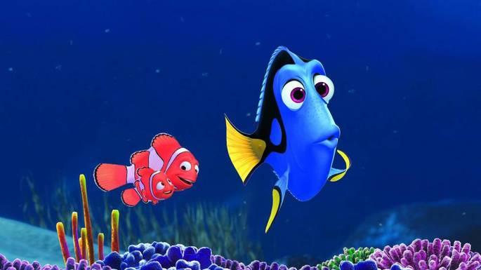 15 - Películas de Pixar - Buscando a Dory