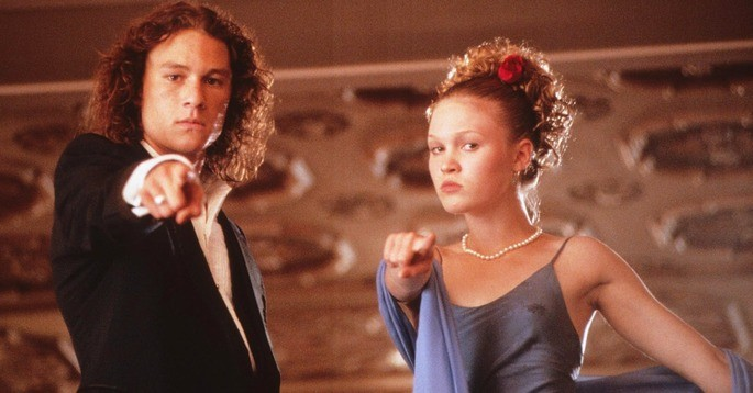 15 - Películas para adolescentes - 10 Things I Hate About You