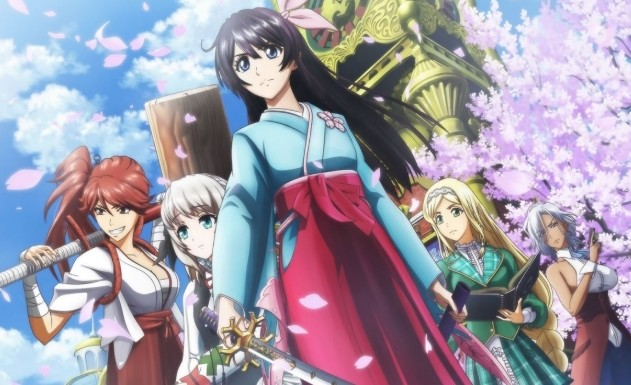15 Shin Sakura Taisen the Animation Temporada 2 Estrenos Anime Abril