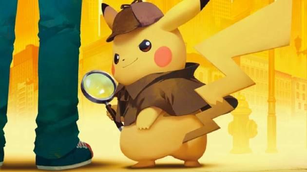 Detective Pikachu Juego 2