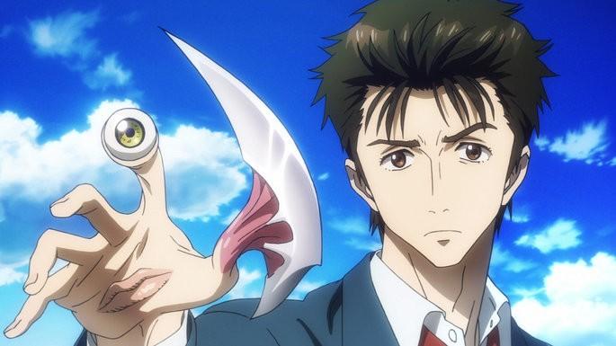 16 - Animes interesantes - Parasyte