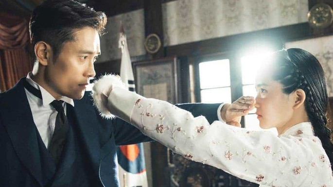 16 - Dramas en español Netflix - Mr. Sunshine