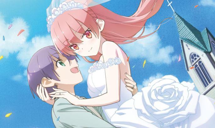 16 Estrenos anime otoño - Tonikaku Kawaii