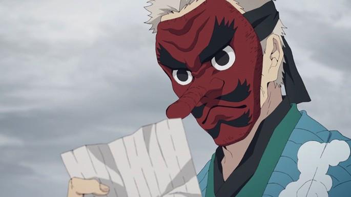 16 - Kimetsu No Yaiba - Personajes - Sakonji Urokodaki